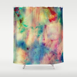 Fume Color Splash 06 Shower Curtain