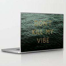 Vibe Killer Laptop & iPad Skin