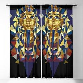 Golden Tutankhamun - Pharaoh's Mask Blackout Curtain