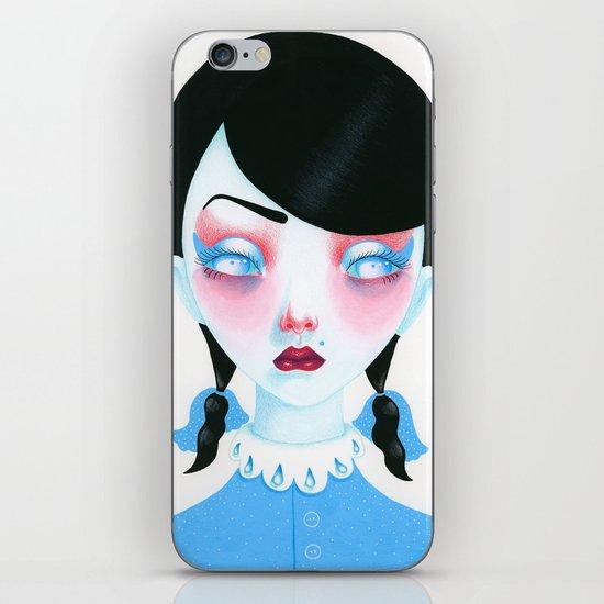 Vampire Girl iPhone & iPod Skin
