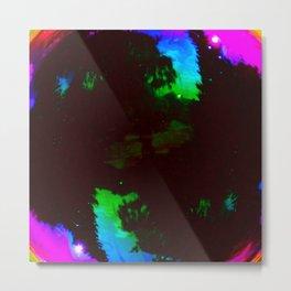 Soap Bubble 7 Metal Print