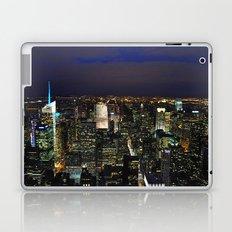 New York City at Night Laptop & iPad Skin