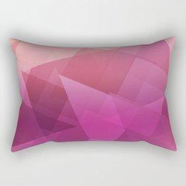 Pattern Color Combinations Rectangular Pillow