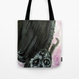 I always knew that I was batty! Tote Bag