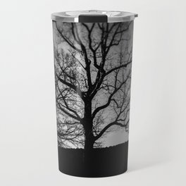 Two Tree Silhouette Travel Mug