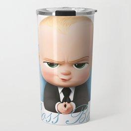 Boss Baby Travel Mug