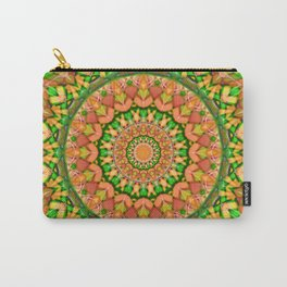 Mandala Geometric Flower G536 Carry-All Pouch