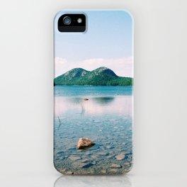 Jordan Pond - Acadia National Park iPhone Case