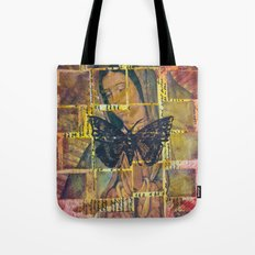 Mother Mary and the Moth Tote Bag
