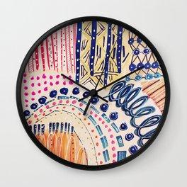 Shakti Wall Clock
