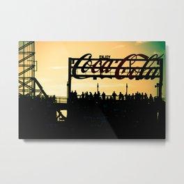 fenway. Metal Print