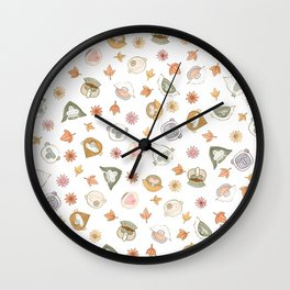 primates Wall Clock