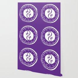 Capricorn Yin Yang Tenth Zodiac Sign Wallpaper