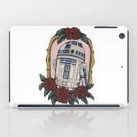 r2d2 iPad Cases featuring R2D2 by Bare Wolfe