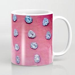 Figures wall. Coffee Mug