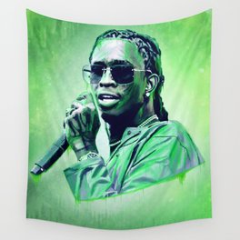 Young Thug Wall Tapestry