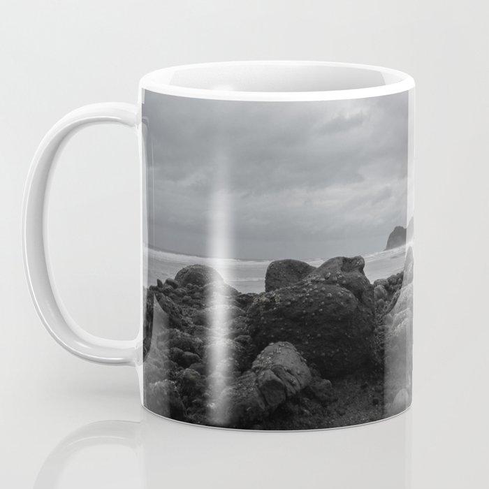 Rocky Shore Coffee Mug