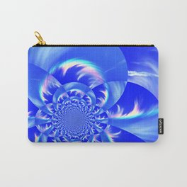 Trippy Clouds, Man Carry-All Pouch
