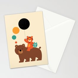 My Little Explorer Stationery Cards