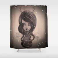 Aquila Shower Curtain