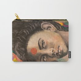 Girl at Fog Castle Carry-All Pouch