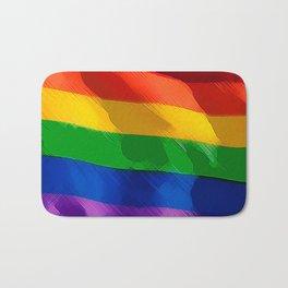 Colorado Pride Bath Mat