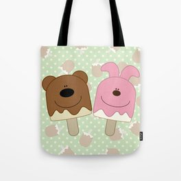 Candy bar Tote Bag