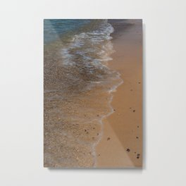 Lake Michigan Beach, Charlevoix - I Metal Print