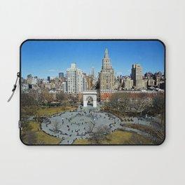 Washington Square Park, NYC Laptop Sleeve