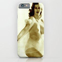 Anita iPhone Case