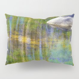 Reflections in Color Creek Pillow Sham