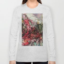 Disintegration Long Sleeve T-shirt