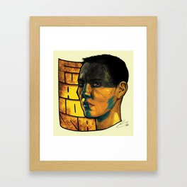 The Mighty Imperator Framed Art Print