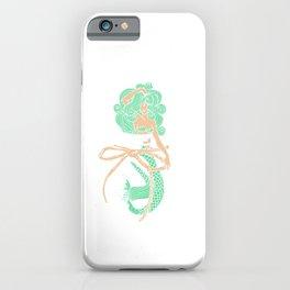 Mermaids and Mason Jars iPhone Case