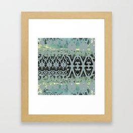 Maiella Ice Framed Art Print