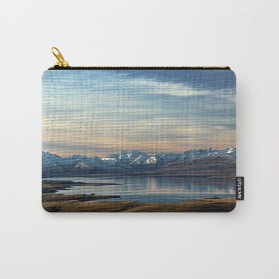 Lake Tekapo, New Zealand Carry-All Pouch