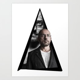 Youtriangle ∆ Sven Vath Art Print
