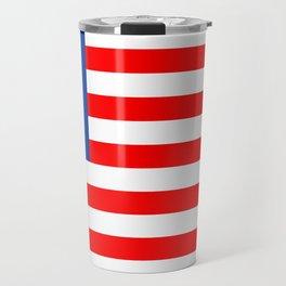 usa dollar flag Travel Mug