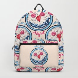 Food Pun - Feeling Berry Chiaful Backpack