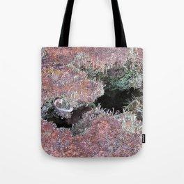 Mousse et lichen Tote Bag