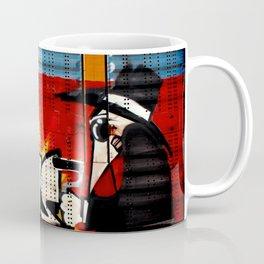 Spy vs Spy Coffee Mug