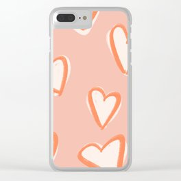 Cali Clear iPhone Case