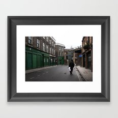 + On park street - London (GBR) Framed Art Print