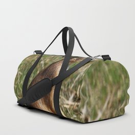 Black-tailed Prairie Dog Pose Duffle Bag