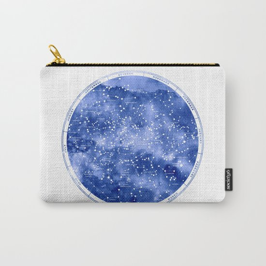 Northern Stars Carry-All Pouch