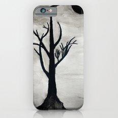 lonely night tree iPhone 6s Slim Case