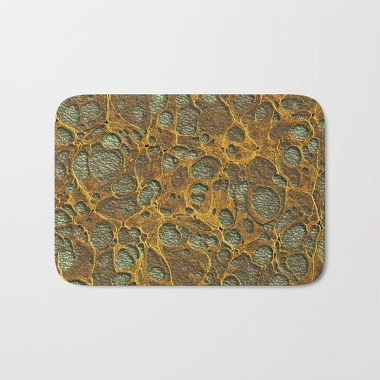 Golden Marble 07 Bath Mat