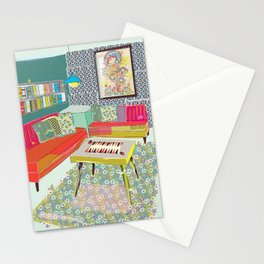 Living Room Stationery Cards
