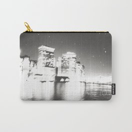 The Night Freezes Lonely Carry-All Pouch