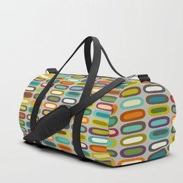 lozenge stone Duffle Bag